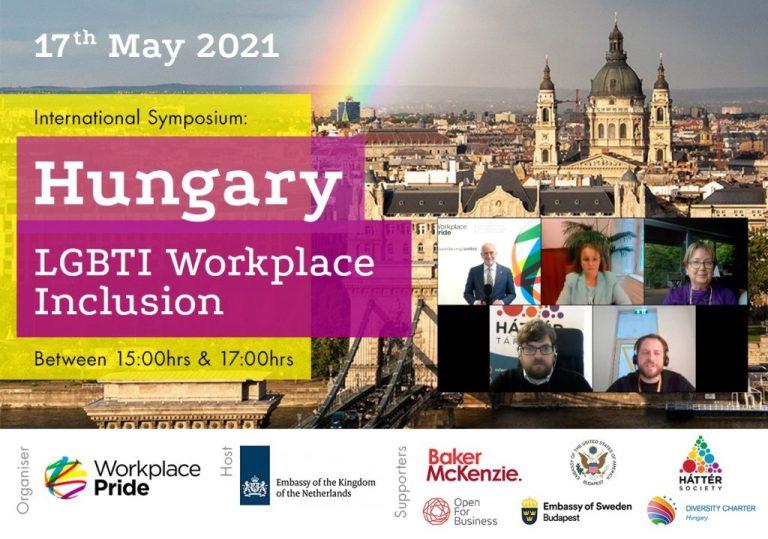 Hungary LGBTI Workplace Inclusion Symposium Re-Cap