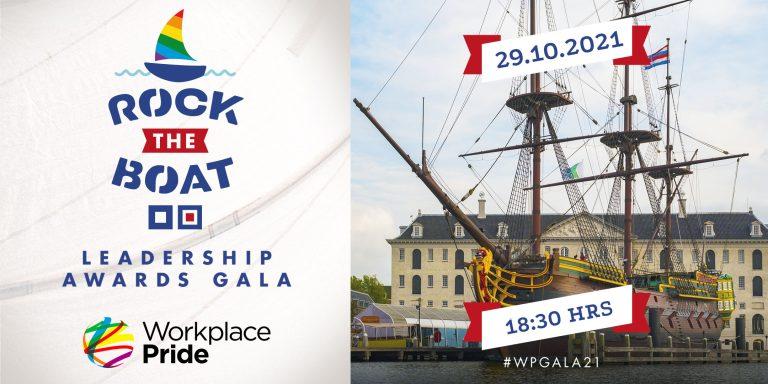 Workplace Pride Leadership Awards Gala – 29th October 2021